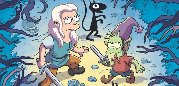 Review: Disenchantment (Part One, Episode One)