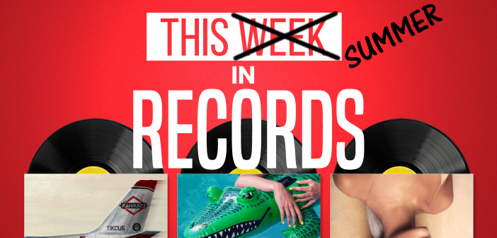 This Summer In Records (July/August 2018): Eminem, George Ezra, & Ariana Grande