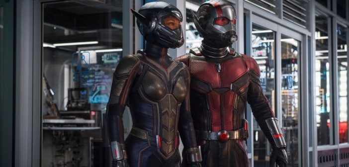 Review: Ant-Man and the Wasp