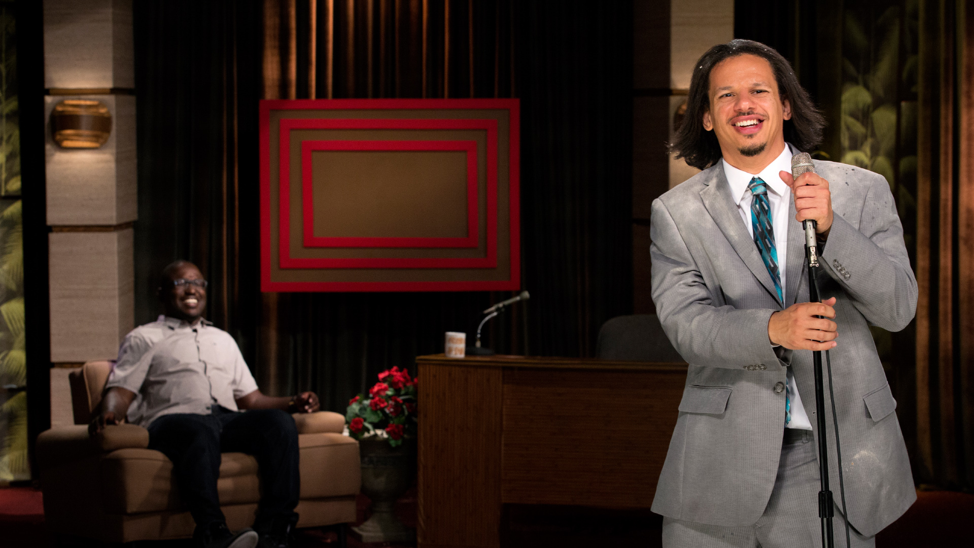 The Eric André Show