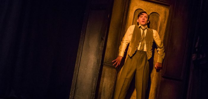 The Woman in Black: Stagecraft that Spooks