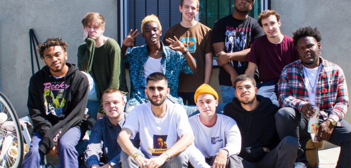 Review: BROCKHAMPTON – iridescence
