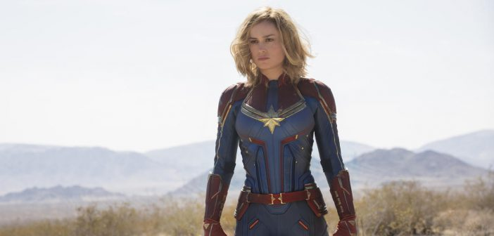 Watch: First Trailer for Captain Marvel