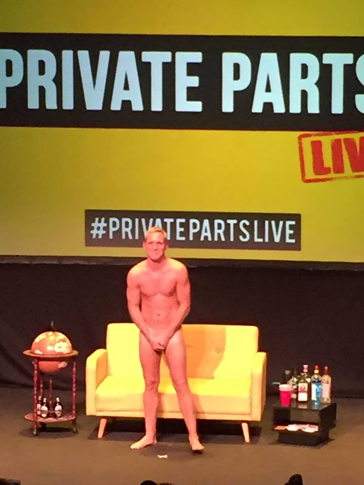 Review: Private Parts Live