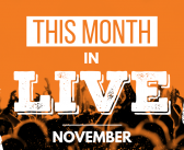 This Month In Live: November