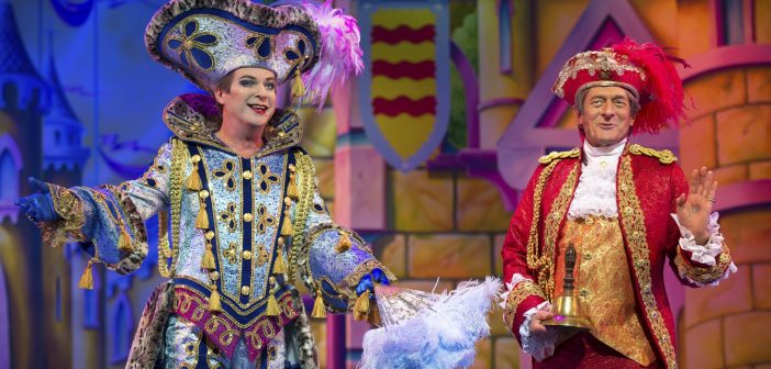 My Favourite Christmas Tradition: The Pantomime