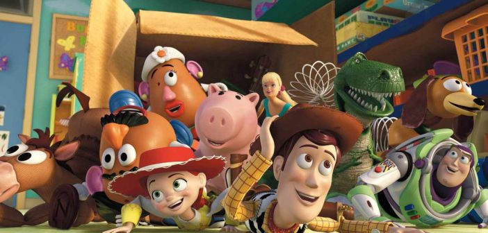 Watch: First trailer for Toy Story 4