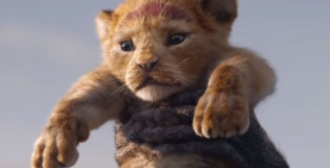 Watch: First Trailer for The Lion King
