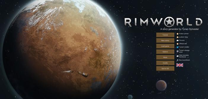Save Room: Reconsidering Rimworld