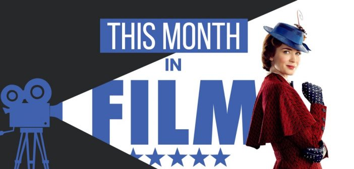 This Month in Film: December 2018