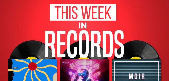 This Week In Records (12/11/2018): Crystal Fighters, Muse, & Moir