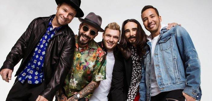 Review: Backstreet Boys – 'Breathe'
