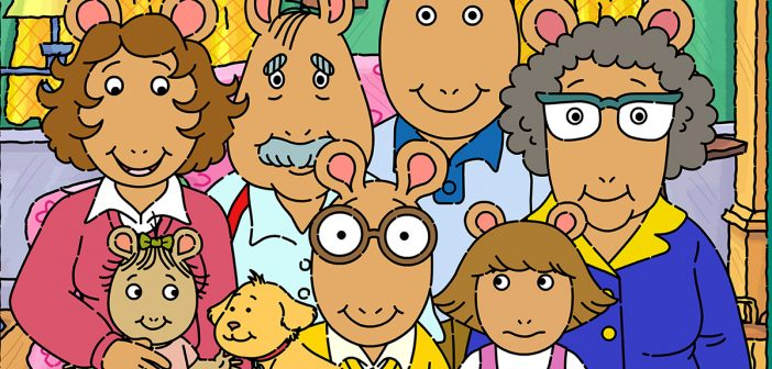 Time Machine TV: Arthur