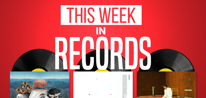 This Week In Records (03/12/2018): Clean Bandit, The 1975, & Arctic Monkeys