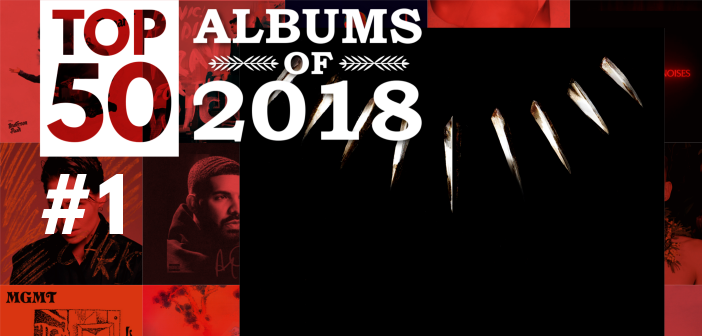 the edge s top albums of 2018 kendrick lamar sza the weeknd