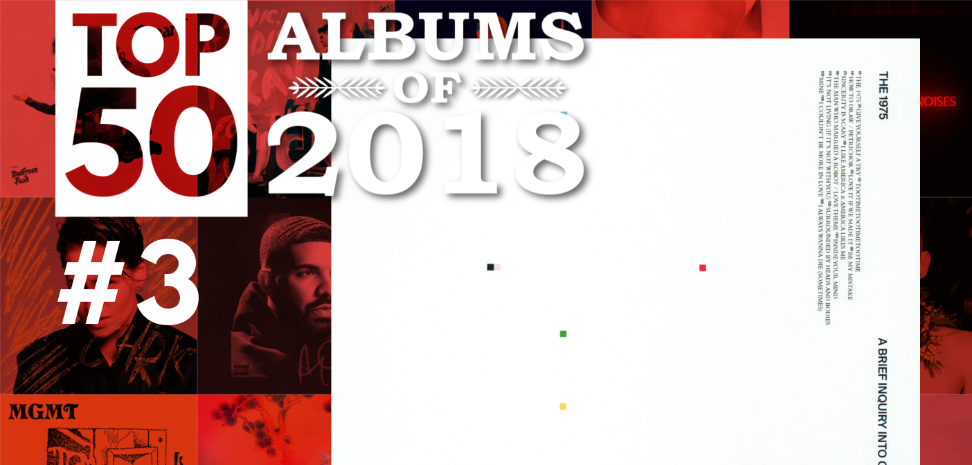 The Edges Top Albums Of 2018 A Brief Inquiry Into Online