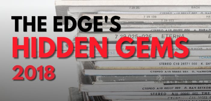 The Edge's Hidden Gems of 2018