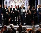 Green Book and Bohemian Rhapsody win at the Golden Globe Awards