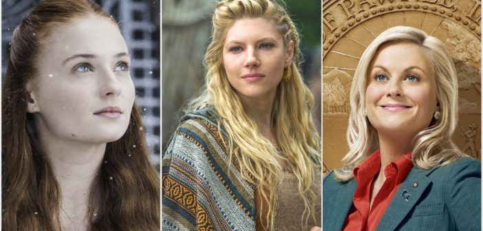 Closer to the Edge: The Best Female Characters on TV