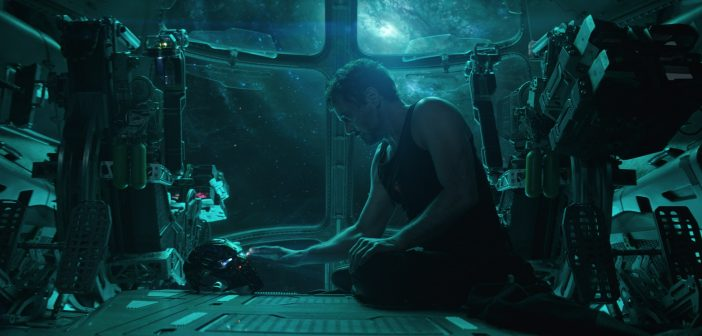 Watch: New Avengers: Endgame trailer