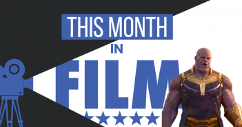 This Month in Film: April 2019