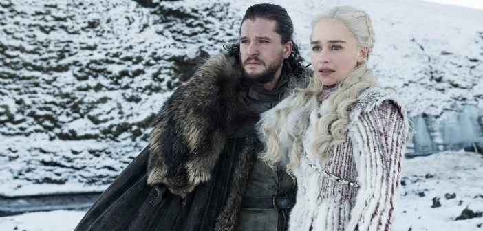 Review: Game of Thrones (Season 8, Episode 1)