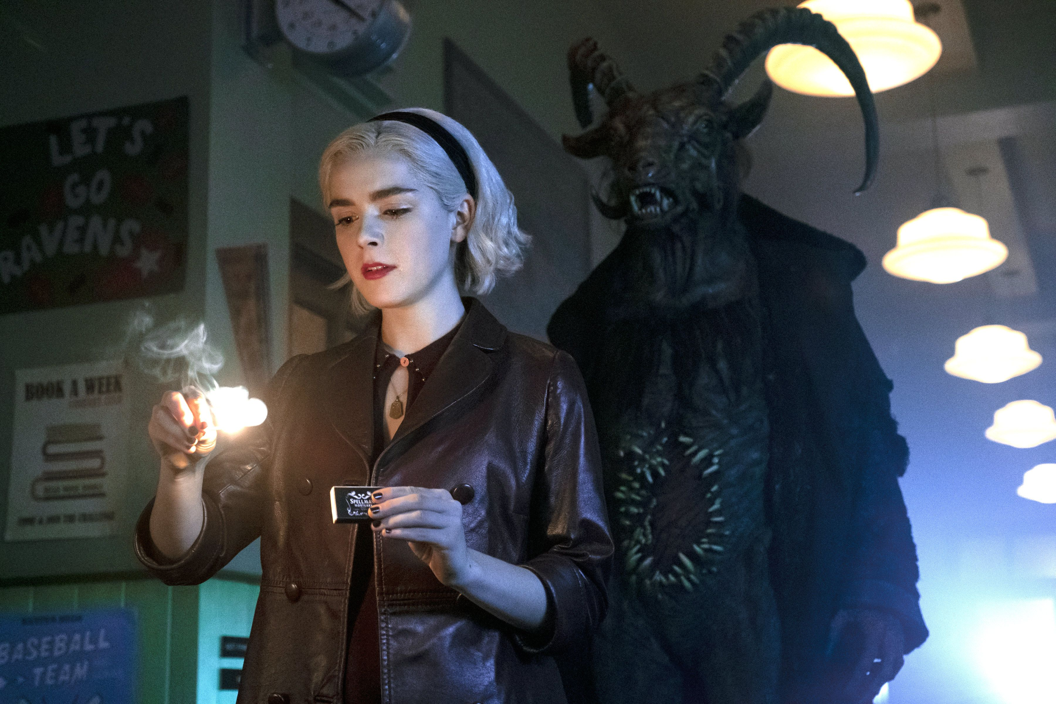 Review The Chilling Adventures Of Sabrina Season 2