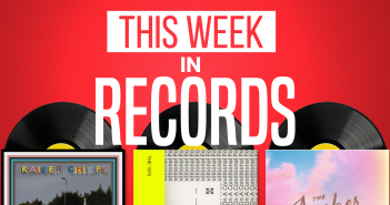 This Week In Records (28/07/2019) – Kaiser Chiefs, The 1975 & Taylor Swift