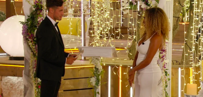 Greg and Amber win Love Island