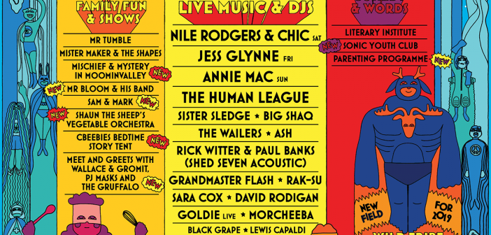 Preview: Camp Bestival 2019
