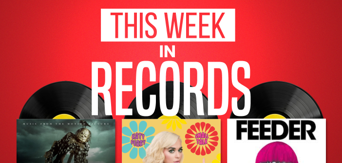 This Week In Records (11/08/2019) – Lana Del Rey, Katy Perry & Feeder