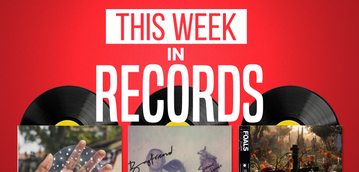 This Week In Records (04/08/2019) – Chance The Rapper, Ariana Grande & Foals