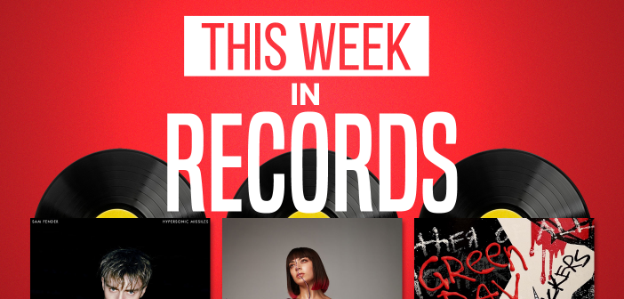 This Week In Records (15/09/2019) – Sam Fender, Charli XCX & Green Day