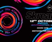 Preview: Skream at Switch, Southampton (12/10/19)