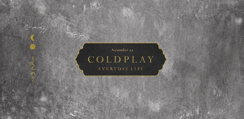 coldplay everyday life - photo #4