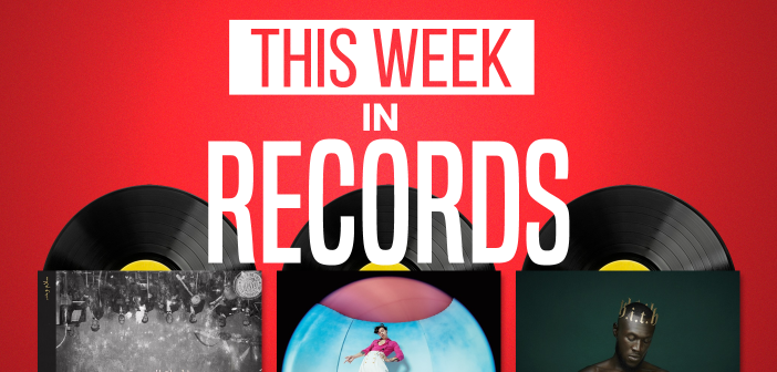This Week In Records (25/11/2019) – Coldplay, Harry Styles & Stormzy