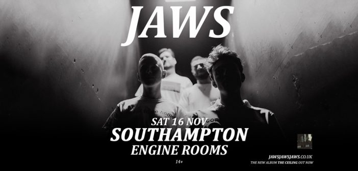 Preview: JAWS at Engine Rooms, Southampton (16/11/19)