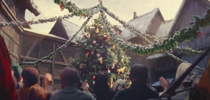 Notes on News: Our favourite Christmas Adverts of the decade