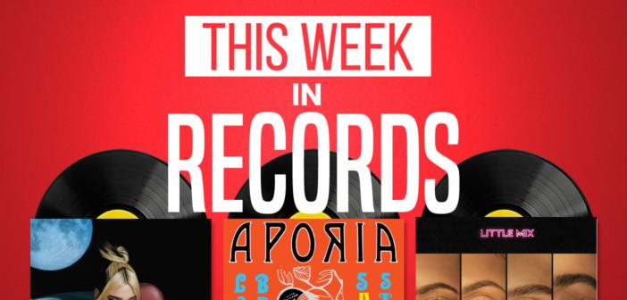 This Week In Records (30/03/2020) – Dua Lipa, Sufjan Stevens & Little Mix