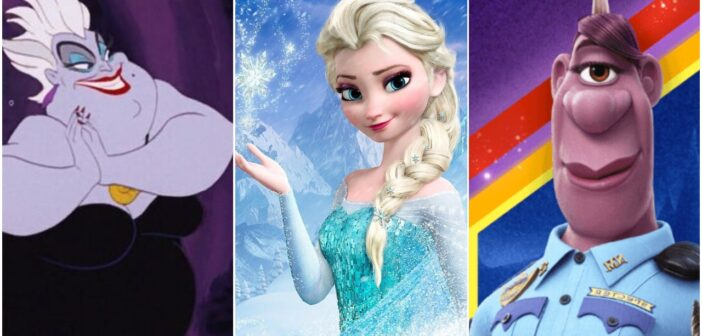 Disney's Queer History: Ursula, Elsa and Onward