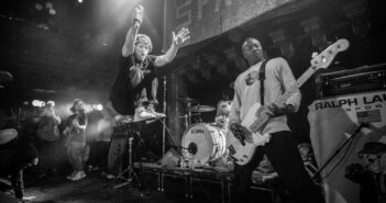 Live Act in Focus: Turnstile
