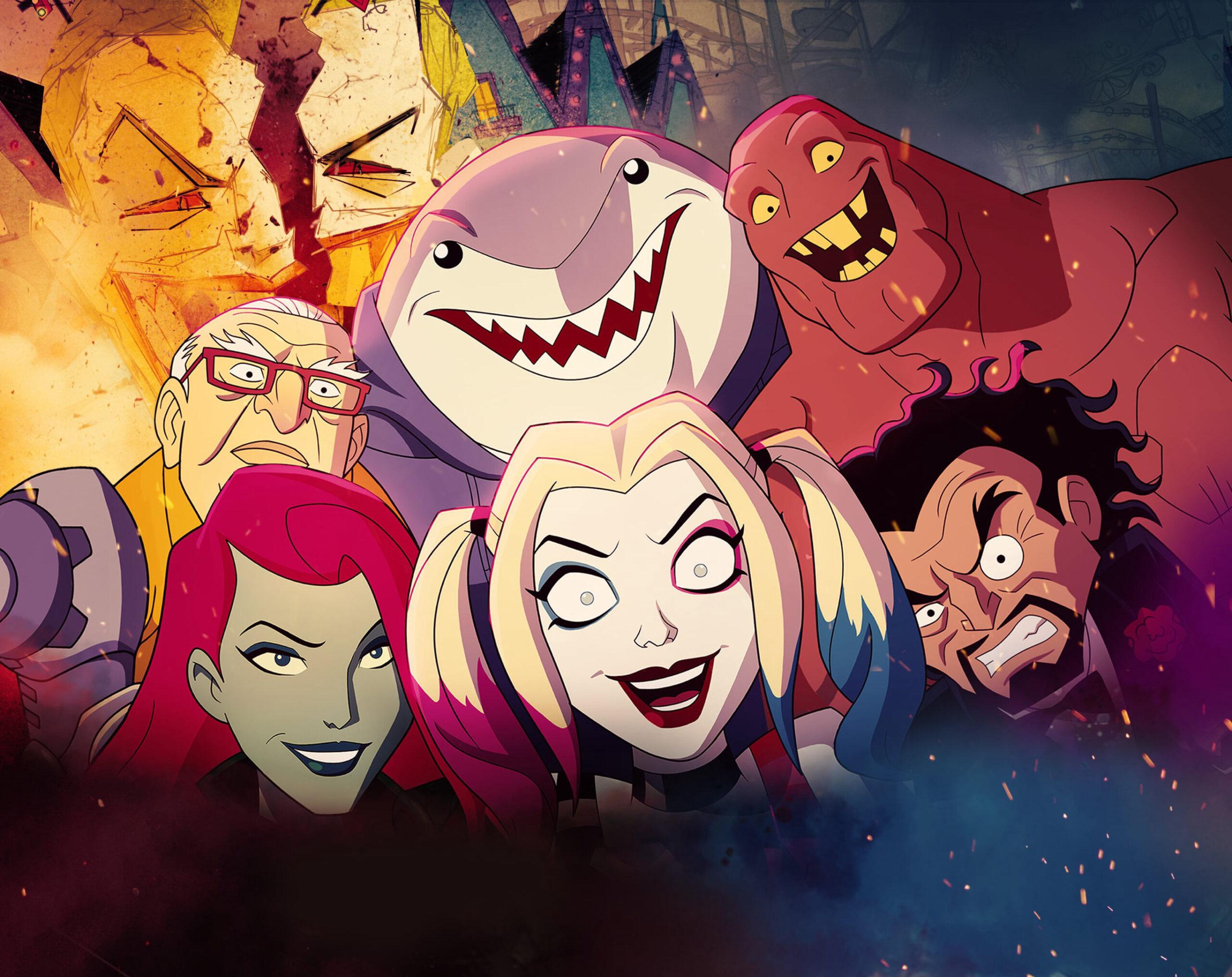 Review Harley Quinn Season 1