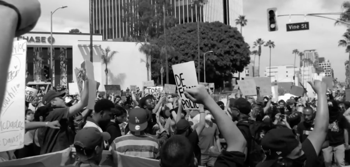 Notes on News: Celebrities join anti-racism protests
