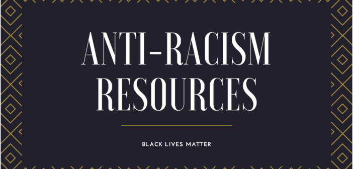Notes on News: Resources for Anti-Racism