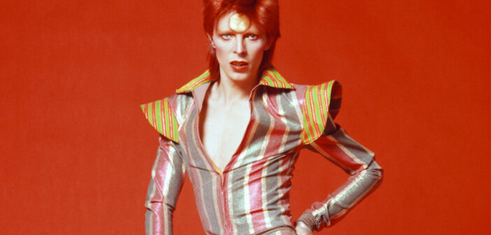 David Bowie's Fluidity: From 'Ziggy Stardust' to 'The Thin White Duke'