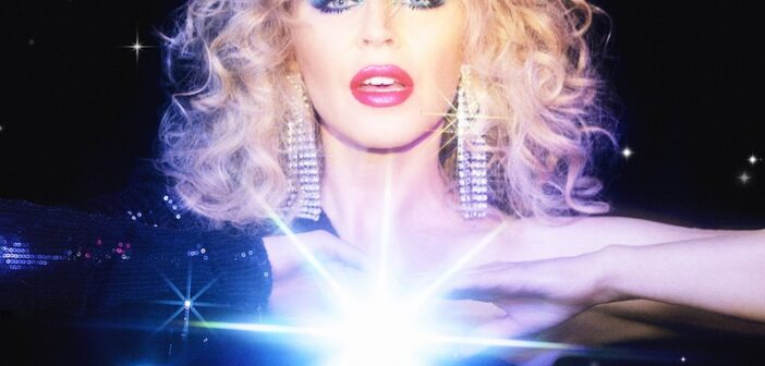 An Invitation into the Queen's Galactic Imagination: A Review of Kylie's Disco