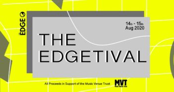 Announcement: The Full Line-Up of The Edgetival