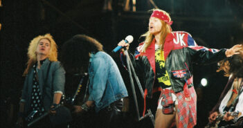 Best Concert Films: Guns N' Roses Use Your Illusion World Tour, Tokyo