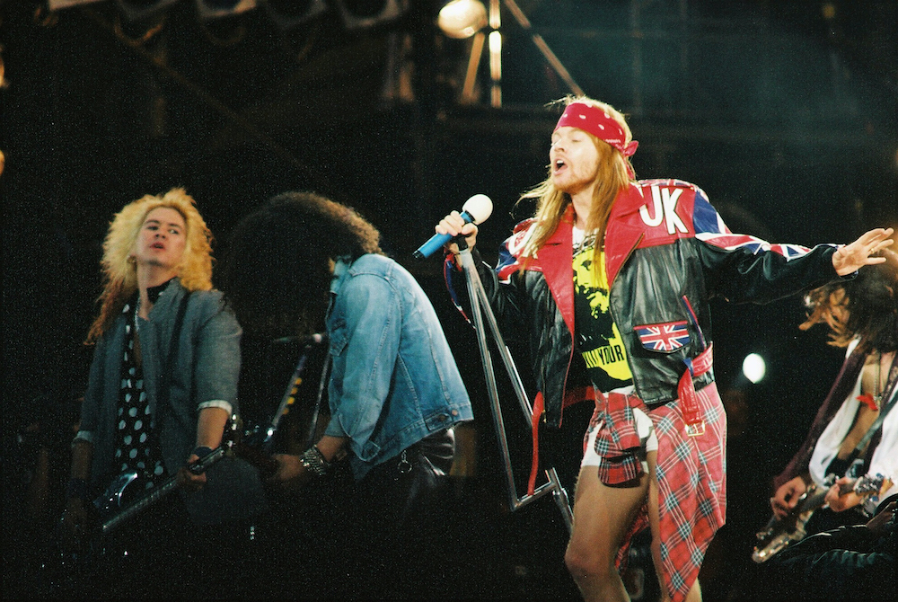 Best Concert Films: Guns N' Roses Use Your Illusion World Tour, Tokyo thumbnail