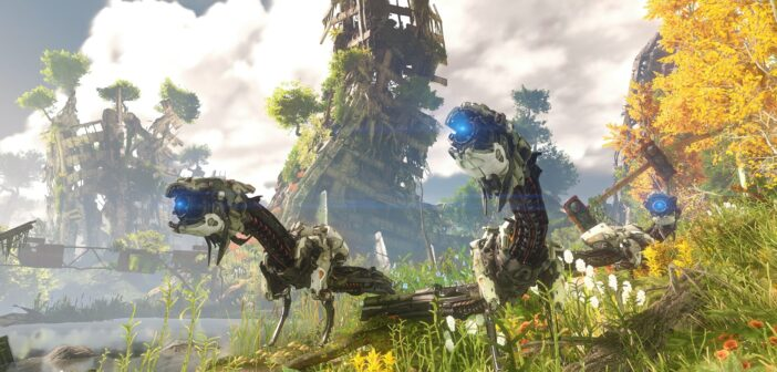 Review: Horizon Zero Dawn Complete Edition (PC) – Robots, Dinosaurs and Bugs
